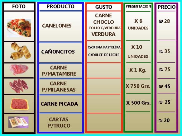 04 c lista de precios