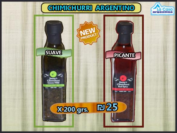 chimichurri nuevo