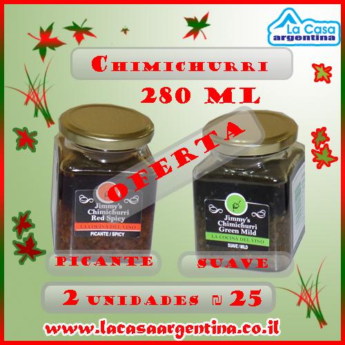 chimichurri oferta