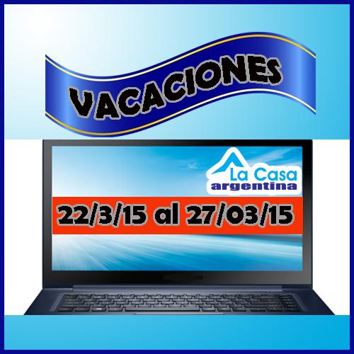vacaciones marzo 2015